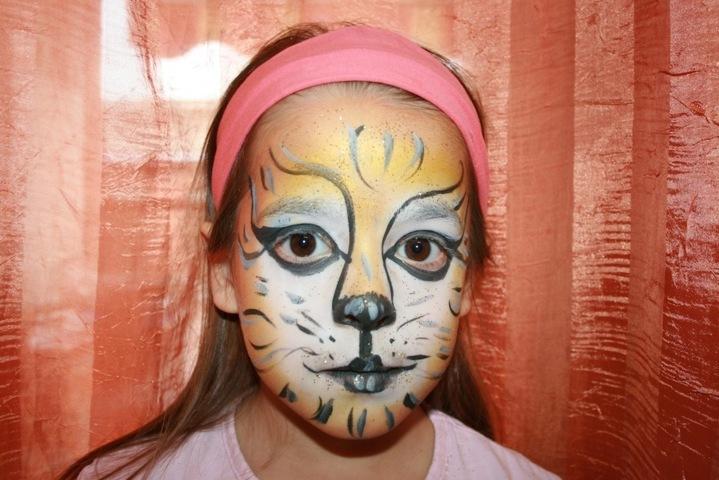 Truccabimbi Tigre
